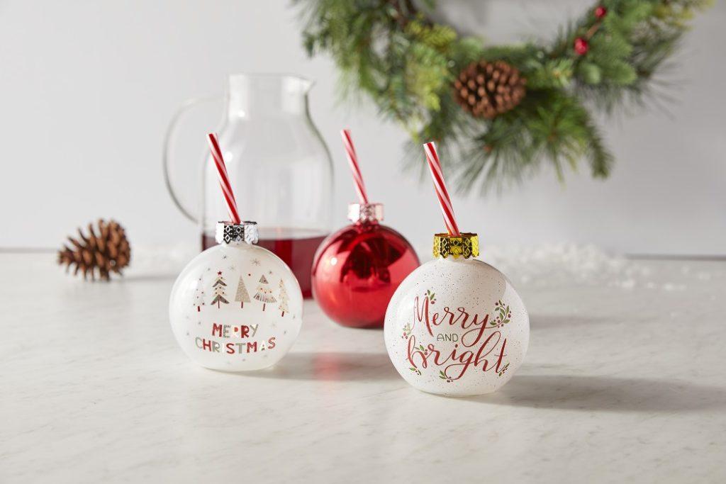 aldi ornament glasses