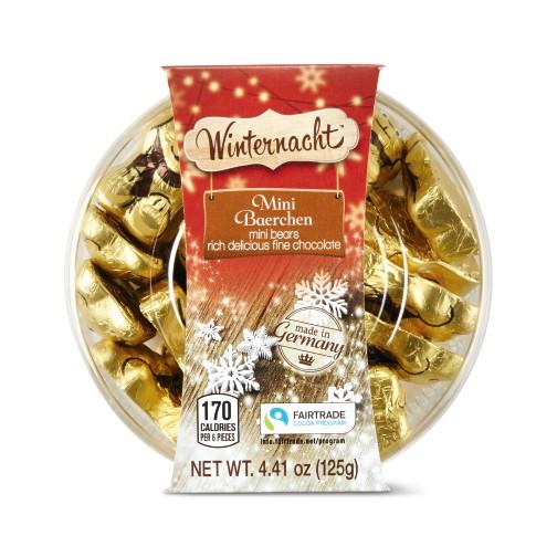 Winternacht Mini Baerchen Chocolate Bears