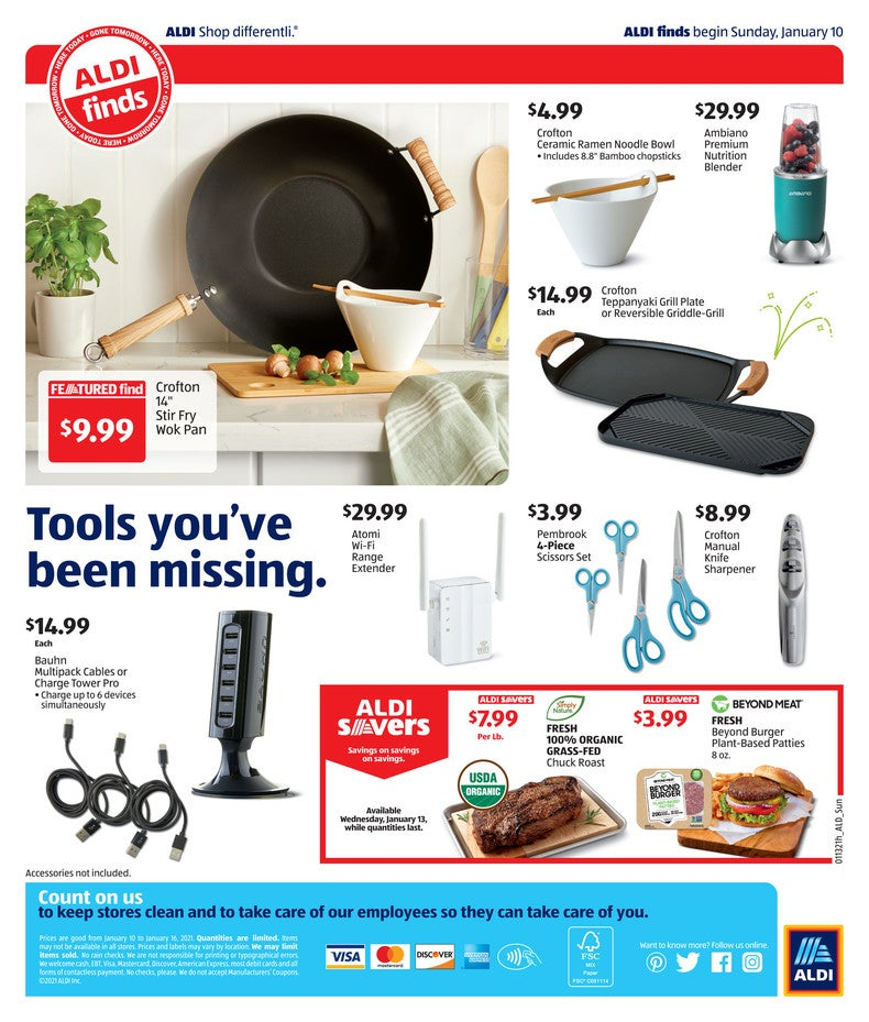 Aldi ad january 13th 2021 page 4 of 4