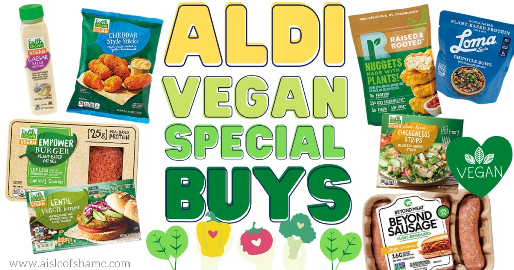aldi vegan foods