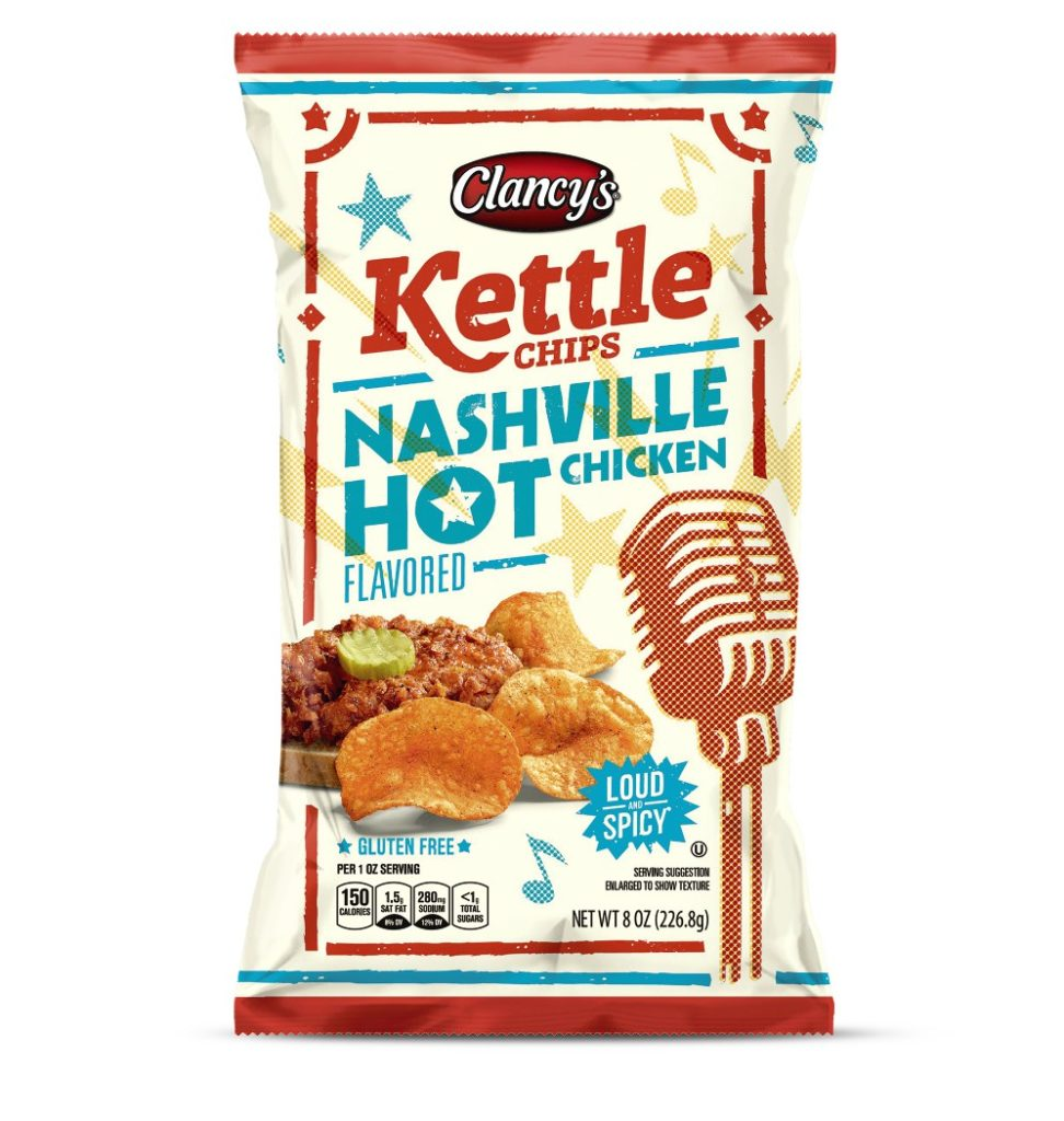 nashville hot chicken chips