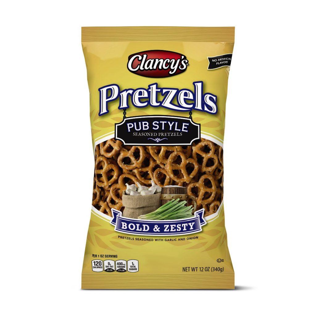 pub style seasoned pretzels