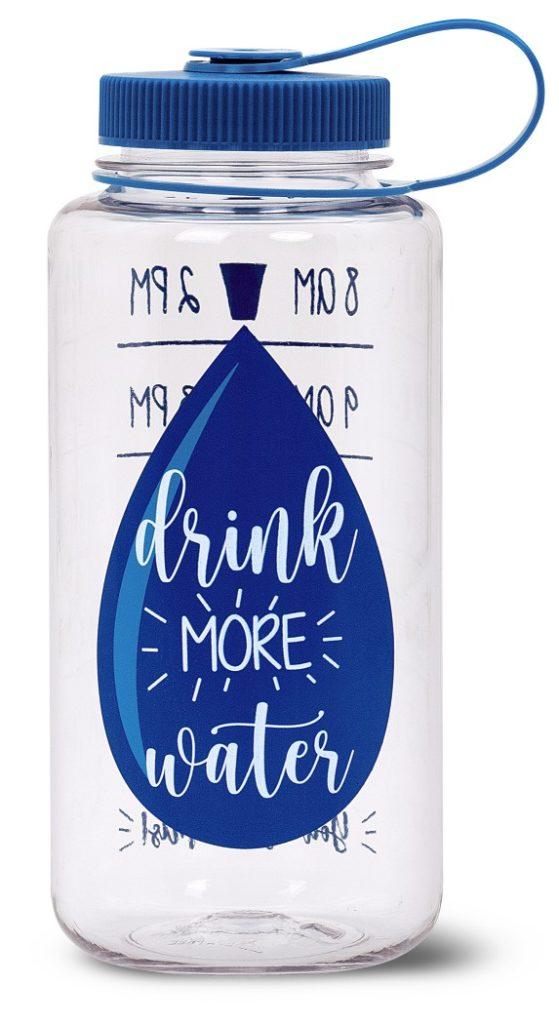 hydration tracker bottle