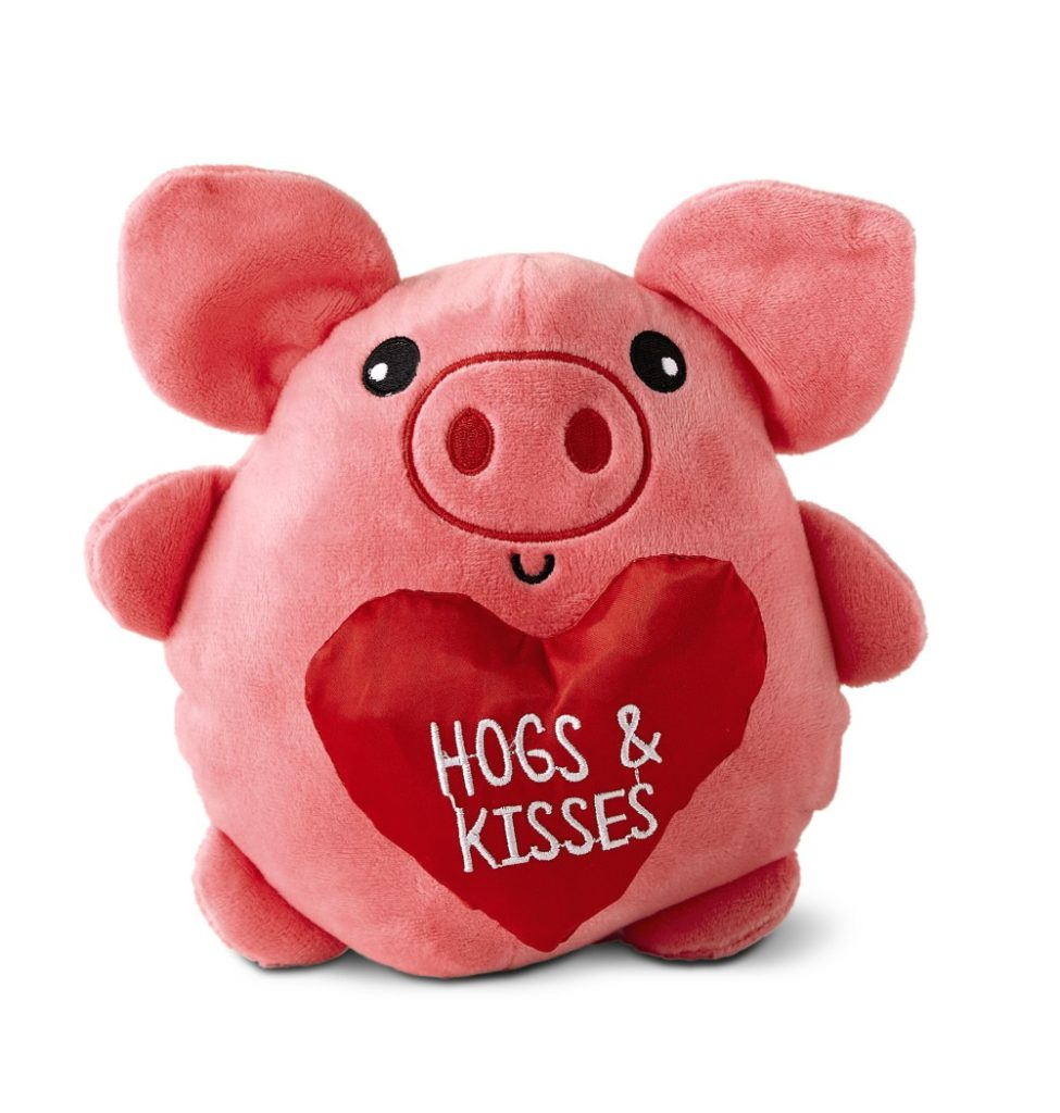 aldi valentine pet toys