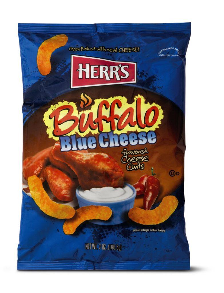 buffalo blue cheese curls