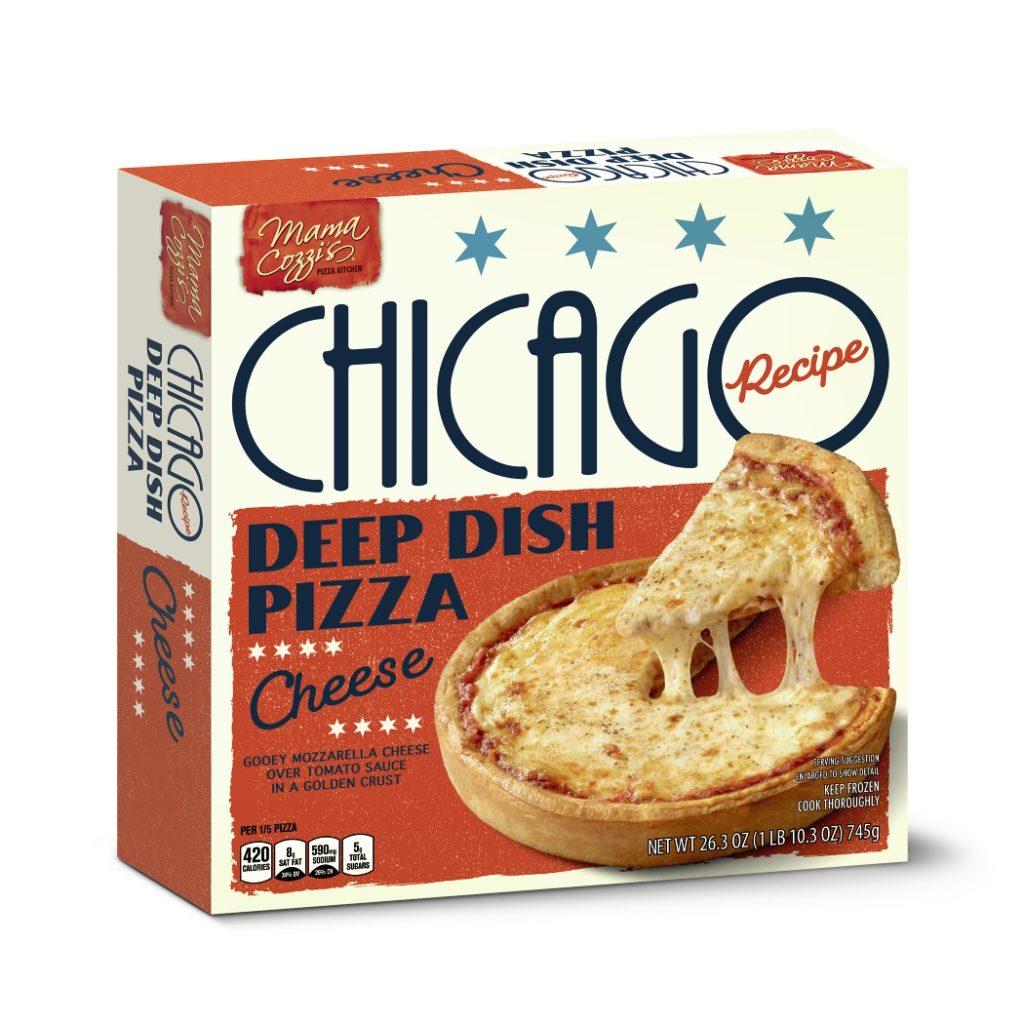 aldi deep dish pizza