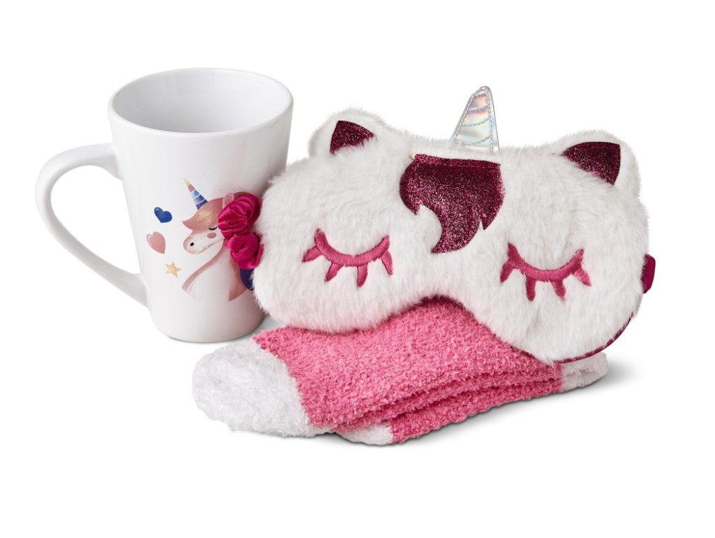 unicorn mug set