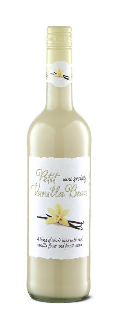 vanilla bean wine at Aldi