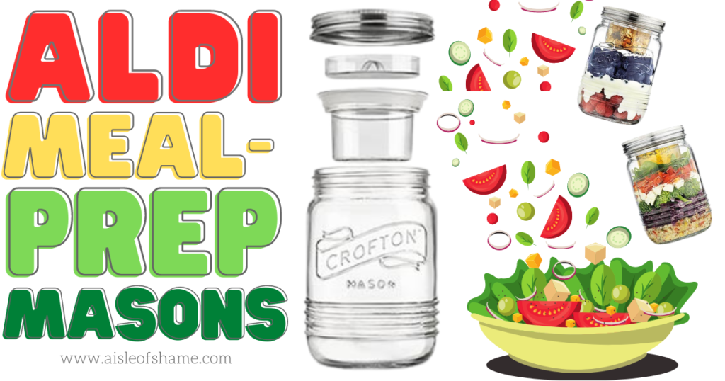 prep and go mason jars