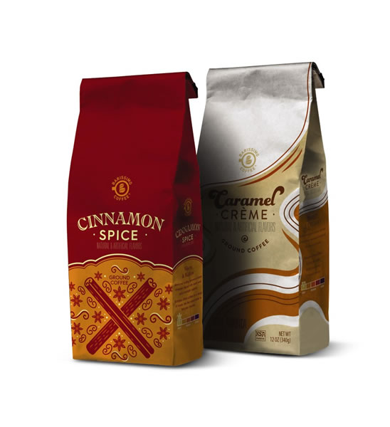 cinnamon spice coffee