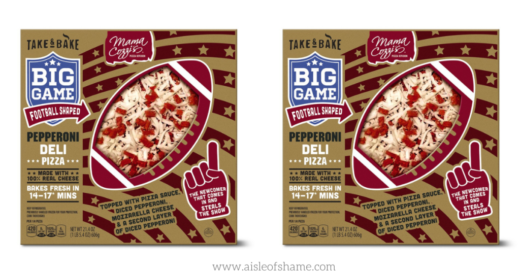 football pizzas at aldi