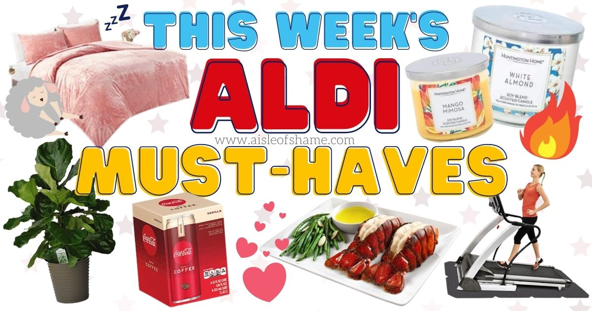 aldi must haves for february 3rd 2021