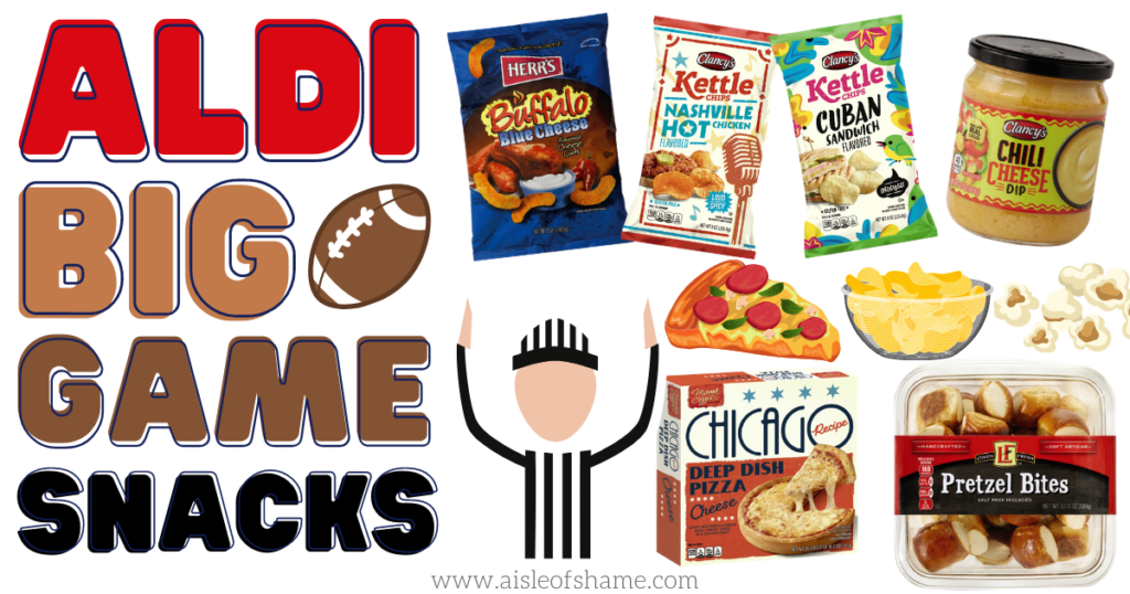 big game snacks