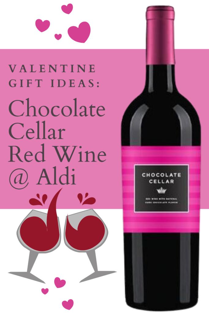 chocolate cellar red wine