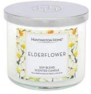 aldi elderflower candle