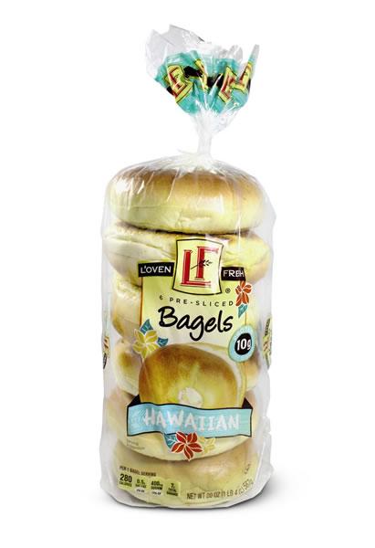 aldi hawaiian bagels