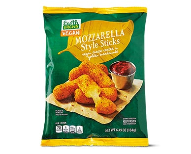 aldi vegan mozzarella sticks