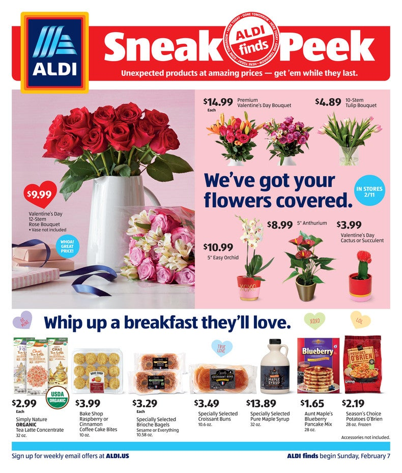 aldi ad week of february 10th 2021 page 1 of 4