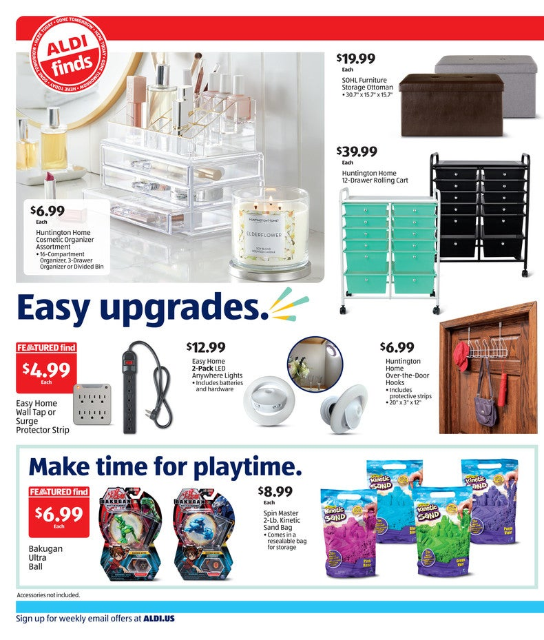 Aldi Ad February 17th 2021 Page 2 of 4