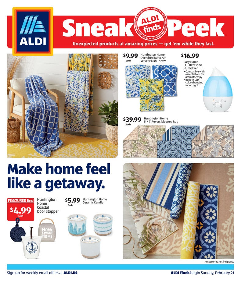 Aldi Ad February 24 2021 Page 1 of 4