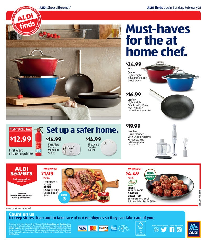 Aldi Ad February 24 2021 Page 4 of 4