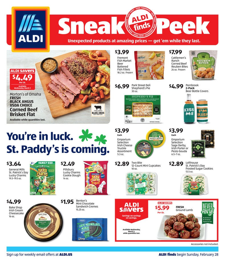 Aldi Ad March 3d 2021 Page 1 of 4