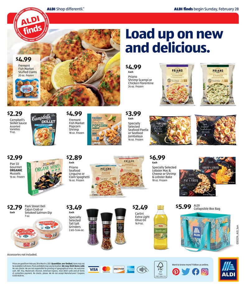 Aldi Ad March 3d 2021 Page 4 of 4