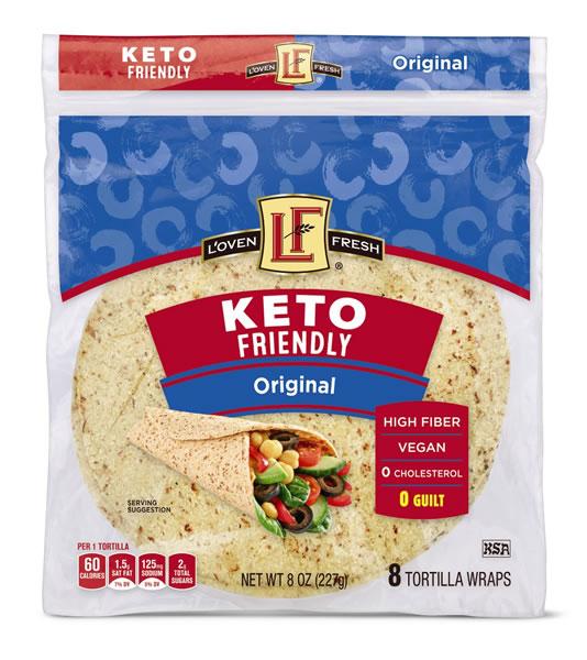 keto wraps