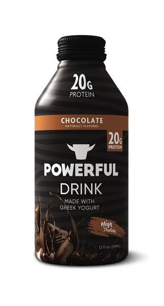chocolate powerful drink