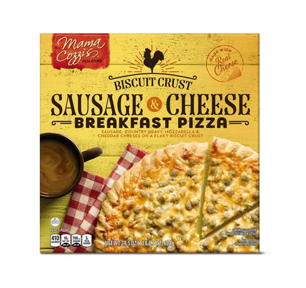 aldi breakfast pizza