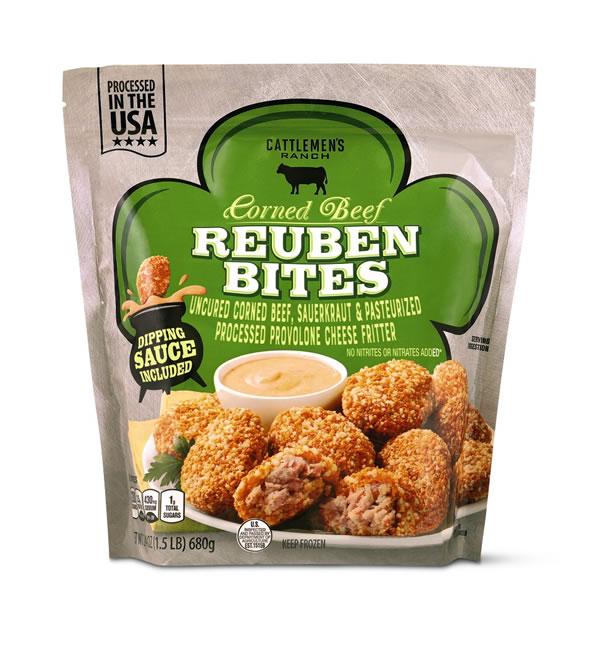 reuben bites at aldi