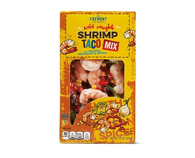 aldi shrimp taco kit