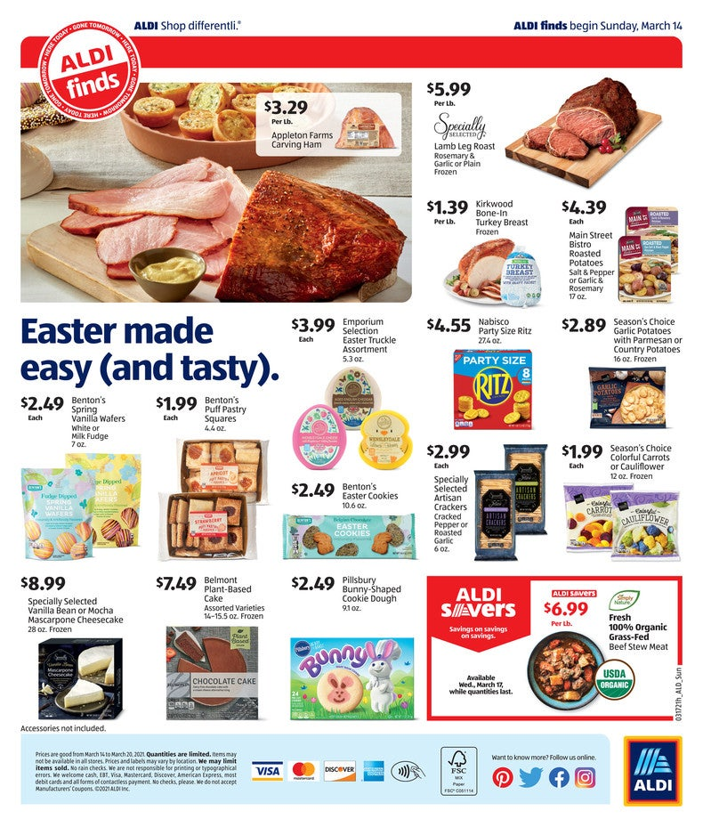 aldi ad march 17th, 2021 page 4 of 4