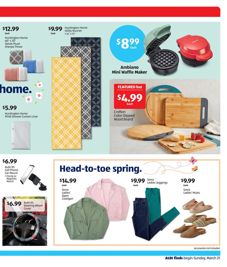 Aldi Ad March 24th 2021 Page 3 of 4