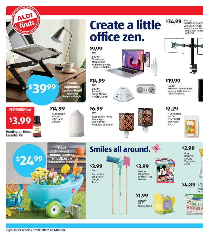 Aldi Ad March 31st 2021 Page 2 of 4