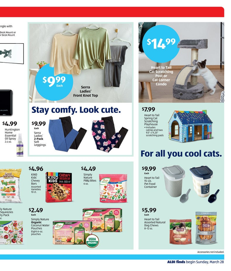 Aldi Ad March 31st 2021 Page 3 of 4