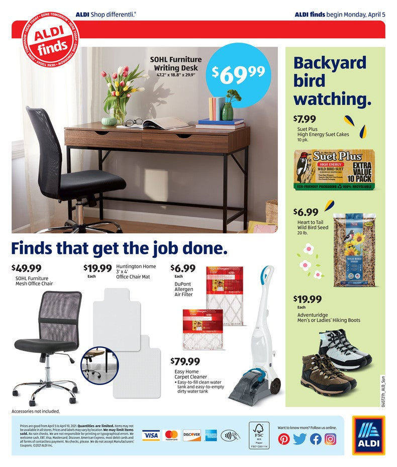 Aldi Ad April 7th 2021 Page 2 of 2