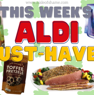 aldi must haves march 3 2021