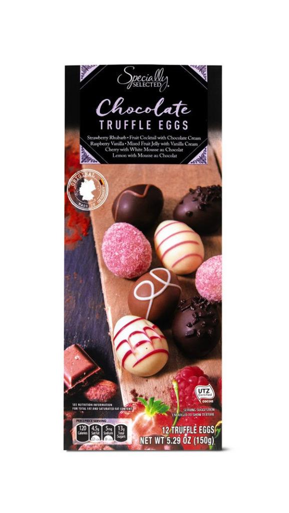aldi truffle eggs