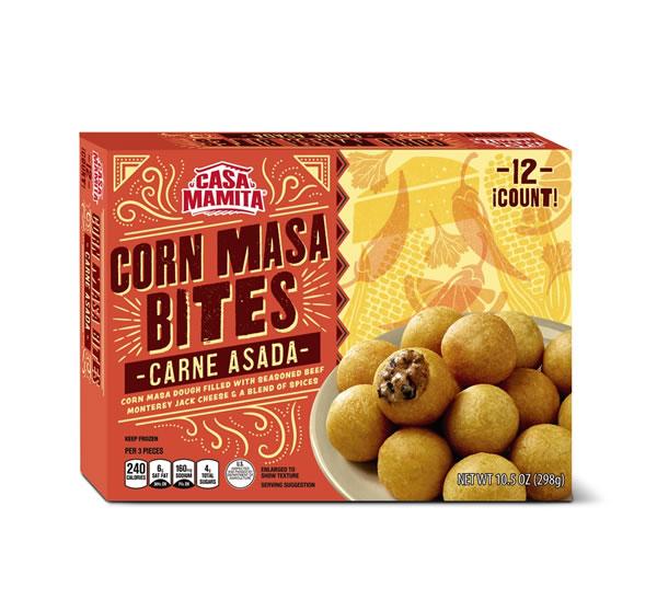 corn masa bites at aldi