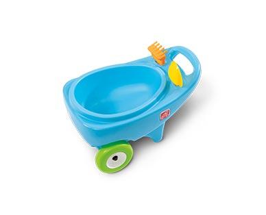 Step 2 children's wheelbarrow