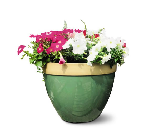 aldi gardening items 16 inch planter