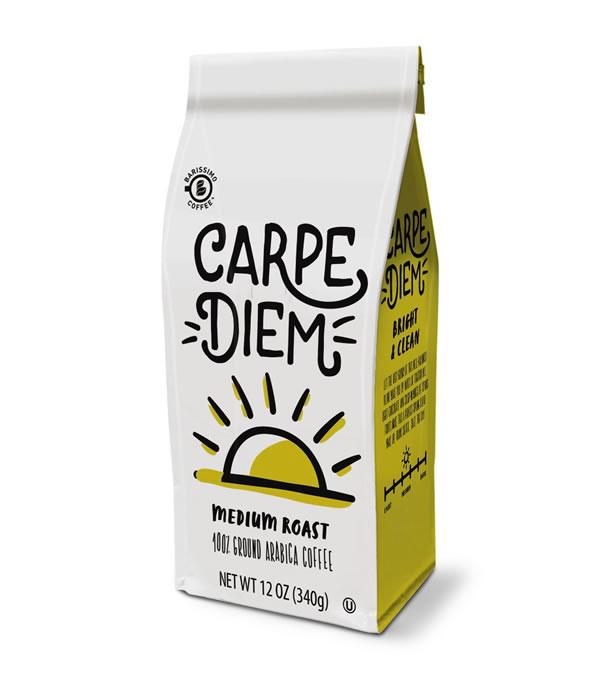 carpe diem ground coffee