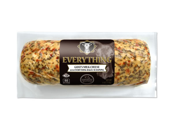 aldi everything goat cheese