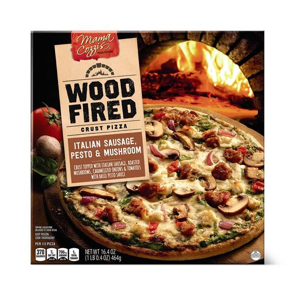 aldi pesto pizza