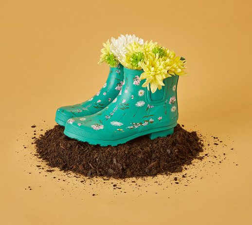 aldi garden boots