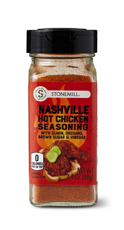 nashville hot chicken seasoning at aldi