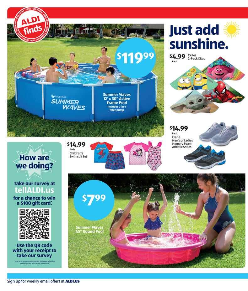 Aldi ad may 19th - 25th 2021 page 2 of 4