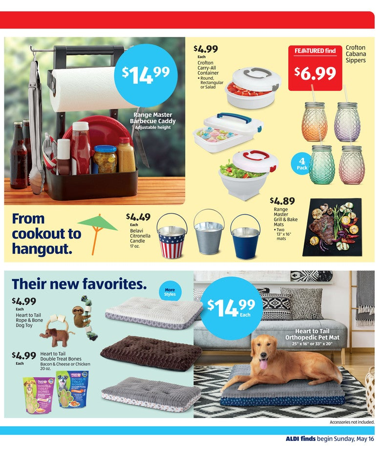 Aldi ad may 19th - 25th 2021 page 3 of 4