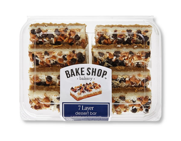 aldi 7 layer bars